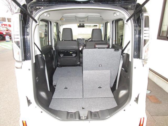 カスタム HYBRID XSターボ 4WD 2トーンルーフ(49枚目)