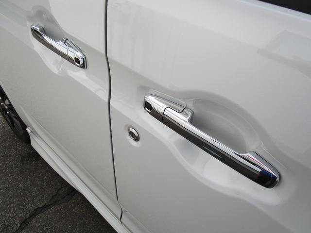 カスタム HYBRID XSターボ 4WD 2トーンルーフ(71枚目)