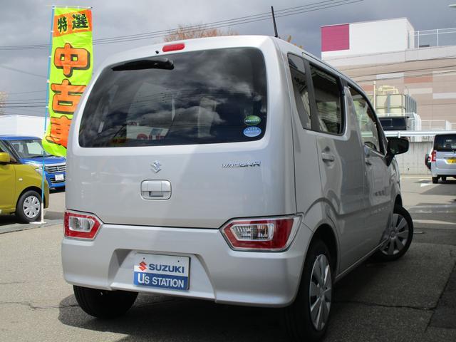 FA 2WD 2型 CDプレーヤー装着車(2枚目)