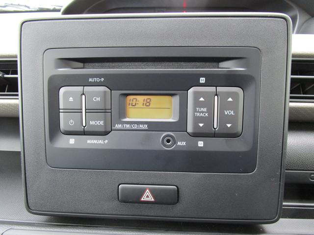 FA 2WD 2型 CDプレーヤー装着車(22枚目)