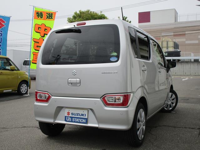 FA 2WD 2型 スズキセーフティサポート(2枚目)