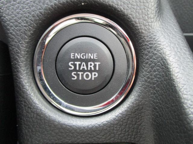 プッシュ式のエンジンスターターはキーをポケットやバッグに入れたままでエンジン始動ができ便利です!