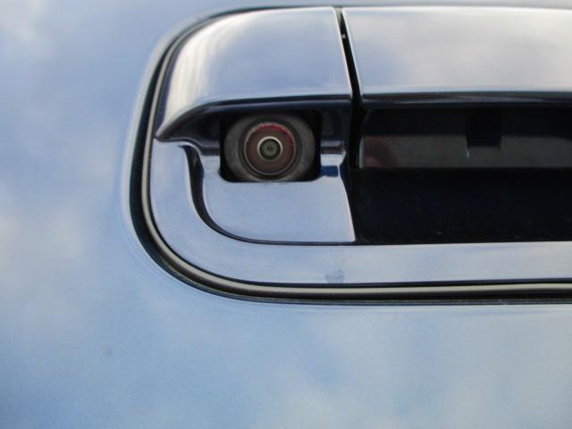 全方位カメラ装着車フロント/サイド/バックに各カメラ装着