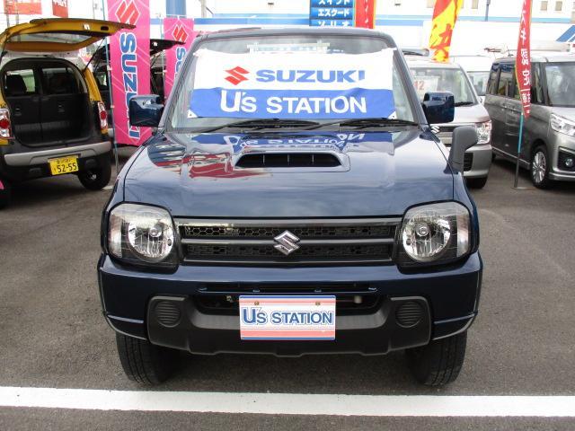 XG 10型 4WDの人気車ジムニー(2枚目)