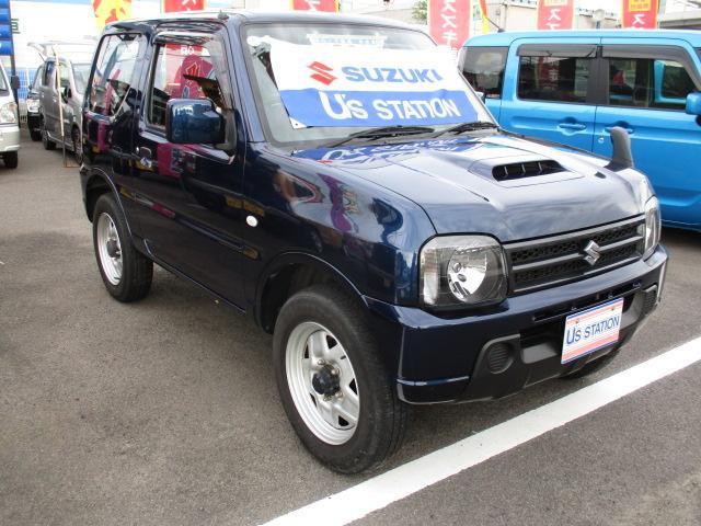 XG 10型 4WDの人気車ジムニー(6枚目)