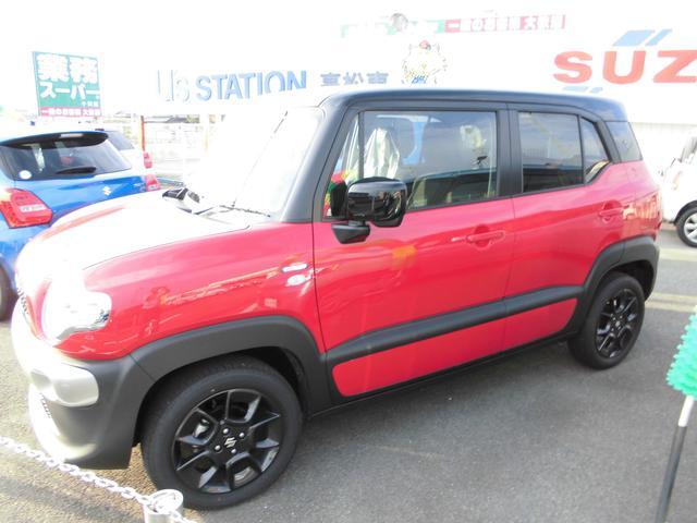 「スズキ」「クロスビー」「SUV・クロカン」「香川県」の中古車5
