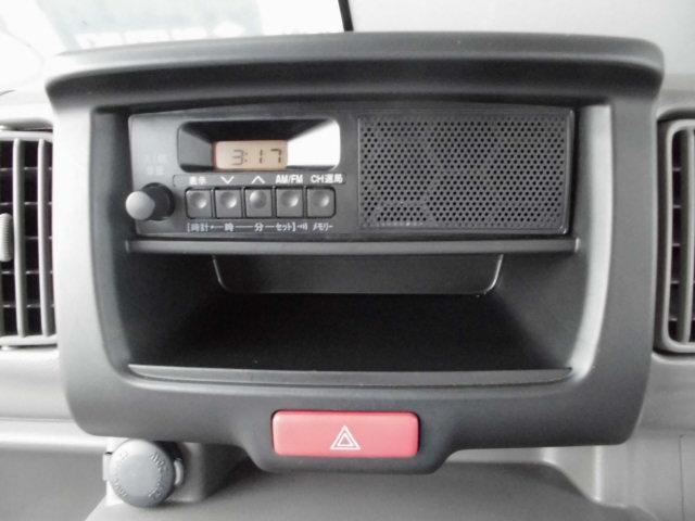 PA 3型 軽減ブレーキ付き ラジオ付き(10枚目)
