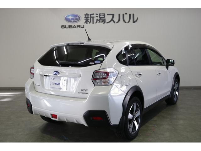 「スバル」「XVハイブリッド」「SUV・クロカン」「新潟県」の中古車2