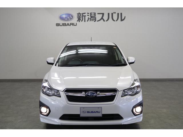 「スバル」「インプレッサ」「コンパクトカー」「新潟県」の中古車4
