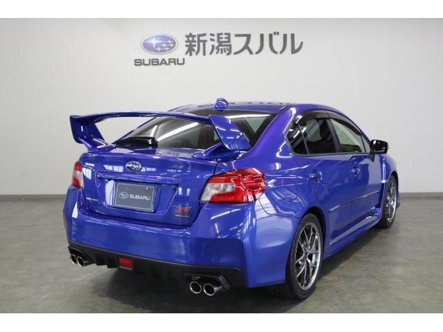 「スバル」「WRX STI」「セダン」「新潟県」の中古車2