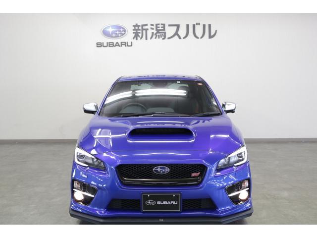 「スバル」「WRX STI」「セダン」「新潟県」の中古車4