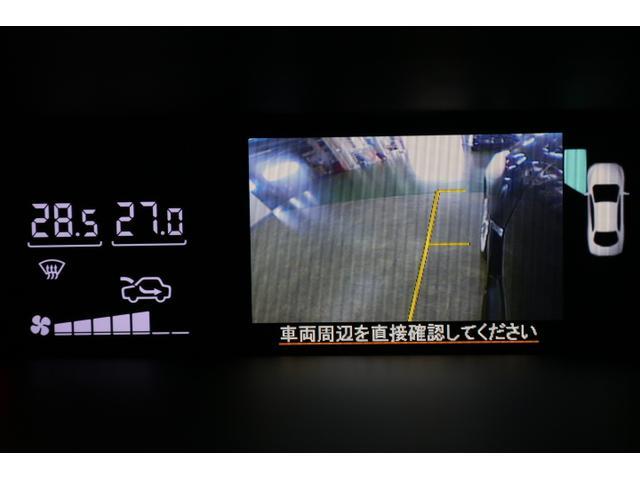 サイドカメラの映像もマルチファンクションディスプレイに表示されます