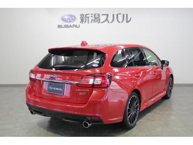 特別仕様車1.6STIスポーツES ブラックS 元レンタカー(2枚目)