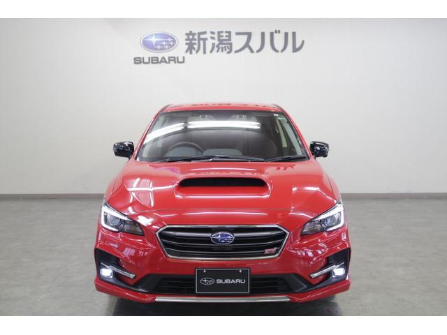 特別仕様車1.6STIスポーツES ブラックS 元レンタカー(4枚目)