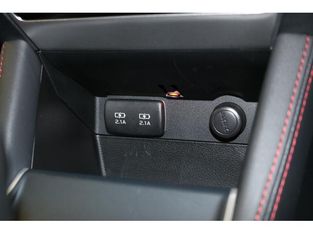 特別仕様車1.6STIスポーツES ブラックS 元レンタカー(37枚目)
