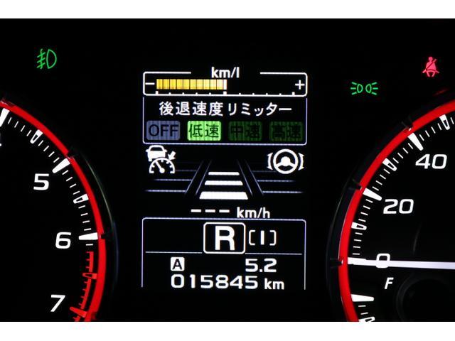 特別仕様車1.6STIスポーツES ブラックS 元レンタカー(38枚目)