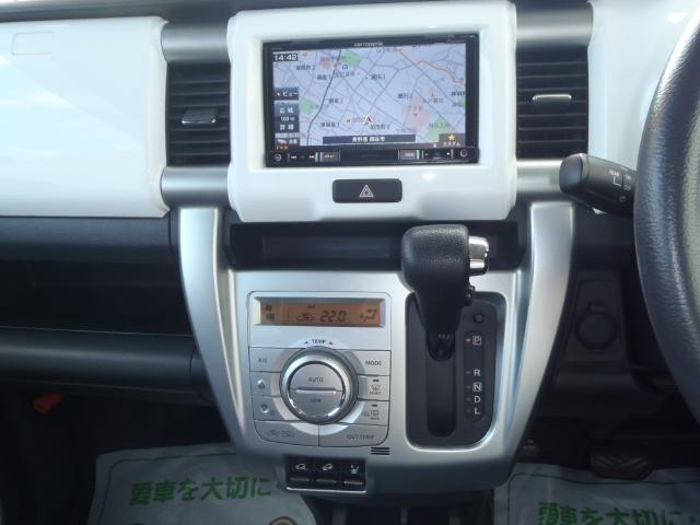 Xターボ  4WD HID バックカメラ ナビフルセグ(4枚目)