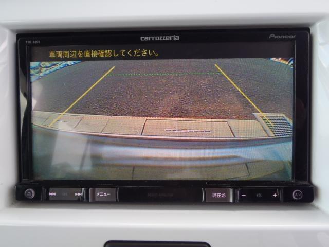 Xターボ  4WD HID バックカメラ ナビフルセグ(7枚目)