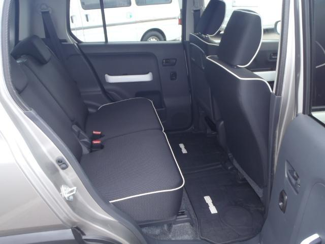 Xターボ  4WD HID バックカメラ ナビフルセグ(10枚目)