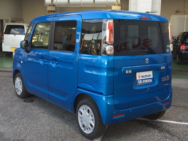 「スズキ」「スペーシア」「コンパクトカー」「高知県」の中古車8