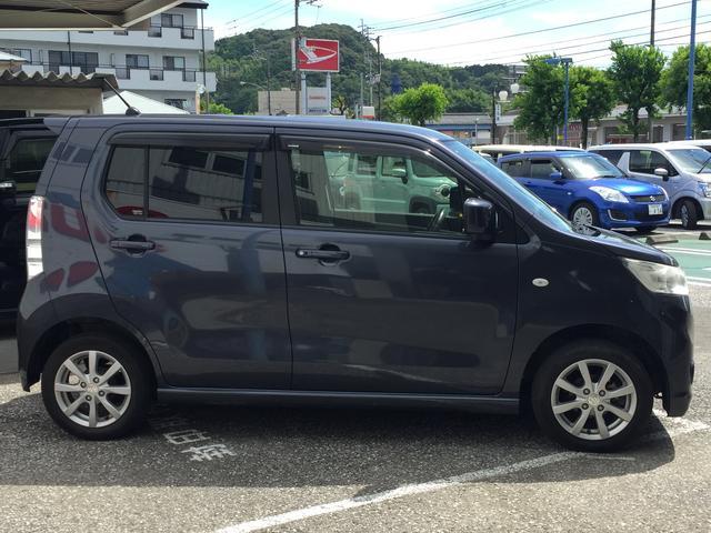 「スズキ」「ワゴンRスティングレー」「コンパクトカー」「高知県」の中古車4