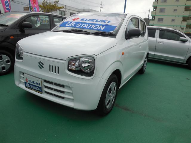「スズキ」「アルト」「軽自動車」「沖縄県」の中古車7