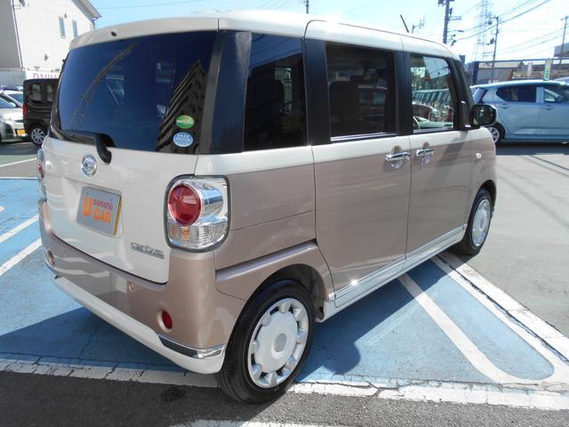 「ダイハツ」「ムーヴキャンバス」「コンパクトカー」「香川県」の中古車8