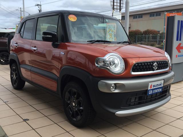 「スズキ」「クロスビー」「SUV・クロカン」「富山県」の中古車30