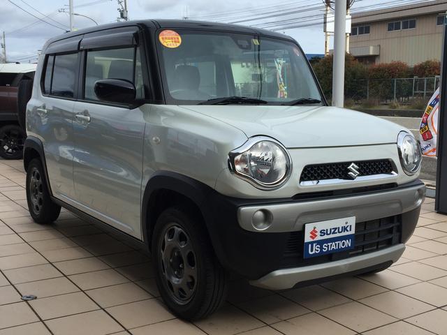 「スズキ」「ハスラー」「コンパクトカー」「富山県」の中古車17