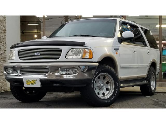 フォード フォード エクスペディション エディバウアー レザーシート バグガード HDD 1ナンバー