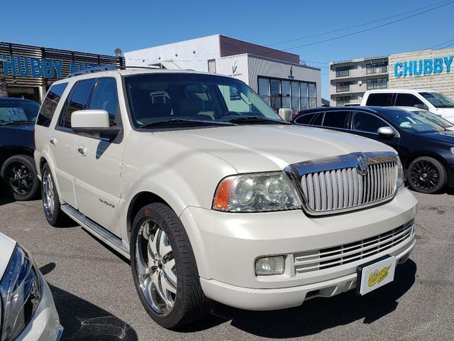 「リンカーン」「リンカーン ナビゲーター」「SUV・クロカン」「愛知県」の中古車2
