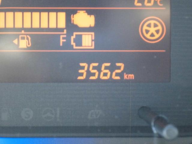 走行距離 3562km