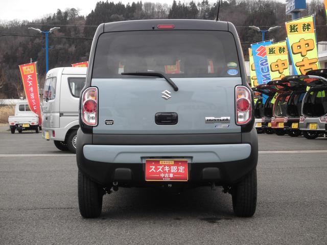 「スズキ」「ハスラー」「コンパクトカー」「長野県」の中古車12