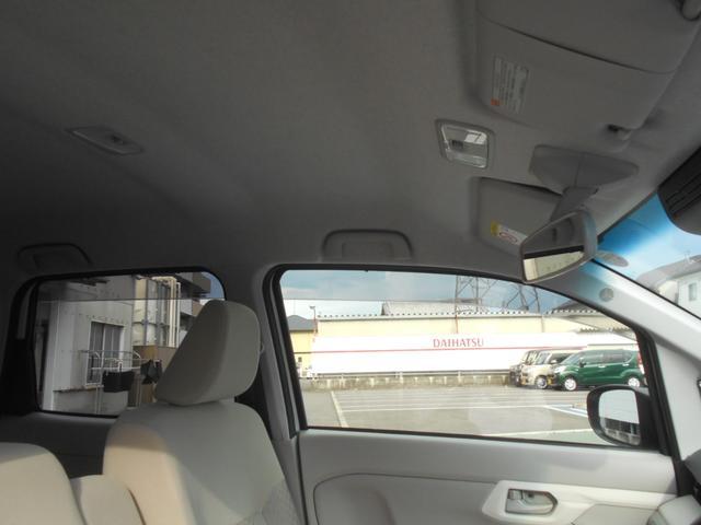 L SAIII ワンオーナー車 キーレスエントリー カーペットマット 衝突被害軽減システム 誤発進抑制制御機能 レーンアシスト オートマチックハイビーム 衝突安全ボディ アイドリングストップ VSC(27枚目)