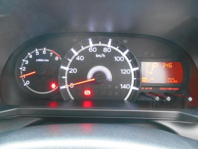 L SAIII ワンオーナー車 キーレスエントリー カーペットマット 衝突被害軽減システム 誤発進抑制制御機能 レーンアシスト オートマチックハイビーム 衝突安全ボディ アイドリングストップ VSC(10枚目)
