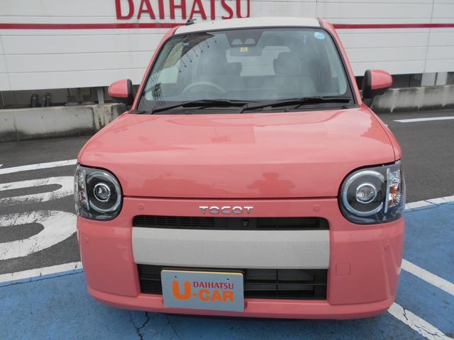 「ダイハツ」「ミラトコット」「軽自動車」「香川県」の中古車2