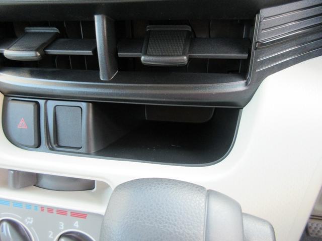 L SAIII ワンオーナー車 キーレスエントリー ベンチシート オートハイビーム 衝突被害軽減システム 衝突安全ボディ クリアランスソナー ESC マニュアルエアコン(11枚目)