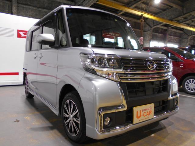 カスタムX トップエディションリミテッドSAIII 4WD車 ワンダフルクレジット対象車両(4枚目)