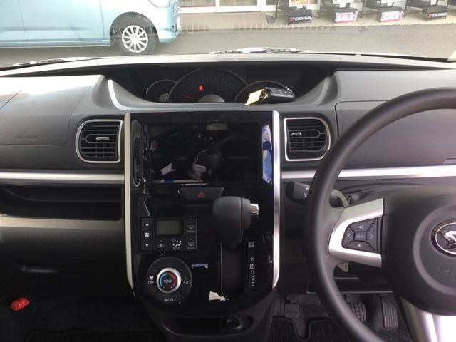 オーディオレス車です純正ナビの数種類ご用意しております