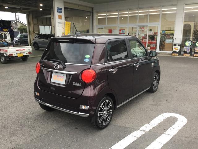 「ダイハツ」「キャスト」「コンパクトカー」「鹿児島県」の中古車8