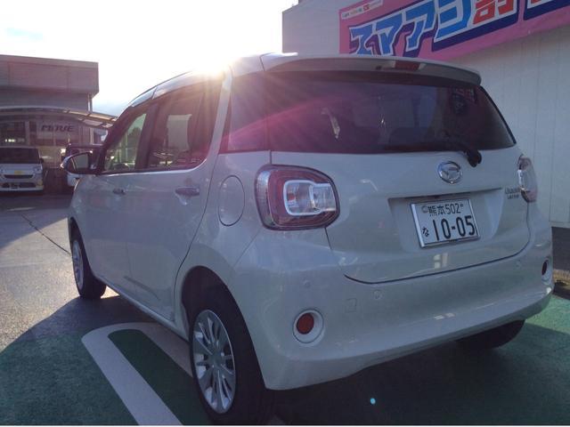 「ダイハツ」「ブーン」「コンパクトカー」「熊本県」の中古車8