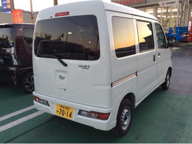 「ダイハツ」「ハイゼットカーゴ」「軽自動車」「熊本県」の中古車8