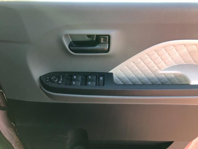 X 両側スライドドア 左側パワースライドドア 次世代スマートアシスト搭載 エアコン パワステ パワーウィンド エアバック ABS キーフリ 電動ドアミラー(33枚目)