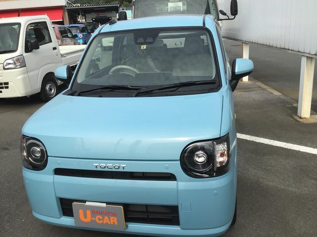 「ダイハツ」「ミラトコット」「軽自動車」「熊本県」の中古車2