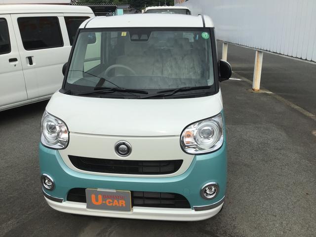 「ダイハツ」「ムーヴキャンバス」「コンパクトカー」「熊本県」の中古車2