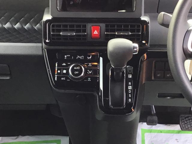 カスタムX 両側パワースライドドア ミラクルウォークスルー 次世代スマートアシスト搭載 エアコン パワステ パワーウィンド エアバック ABS アルミホイール キーフリー 電動ドアミラー(11枚目)