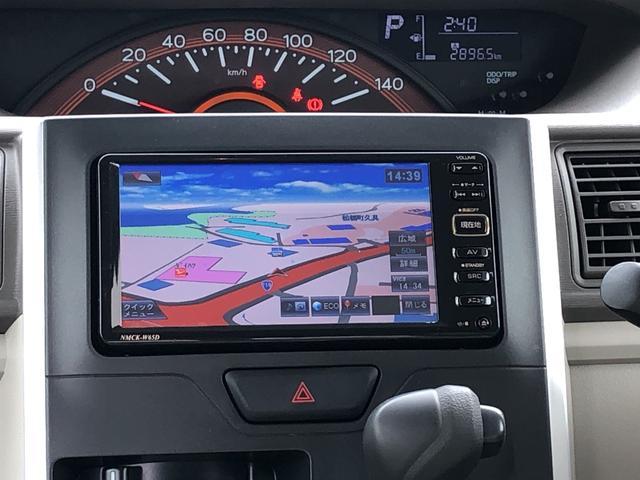 L SA ナビ付 スマートアシスト搭載 エアコン パワステ パワーウィンドウ エアbック ABS キーレスエントリー 電動ドアミラー(10枚目)