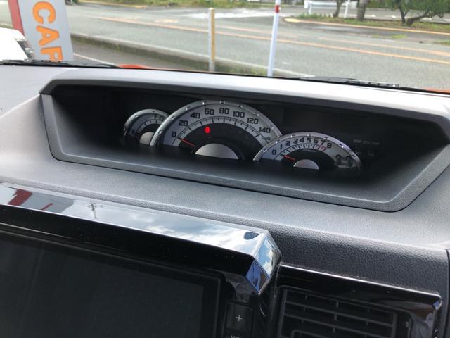 Gターボ レジャーエディションSAII ナビ付き スマートアシストII搭載 エアコン パワステ パワーウィンド エアバック ABS キーフリー 電動ドアミラー アルミホイール(12枚目)