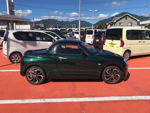 「ダイハツ」「コペン」「オープンカー」「長野県」の中古車4
