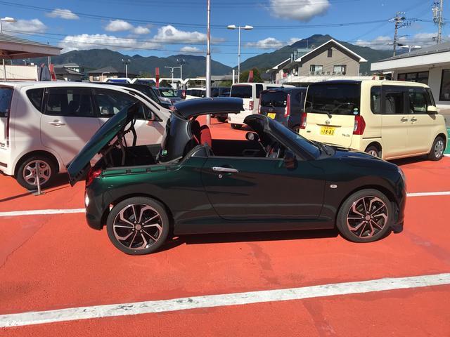 「ダイハツ」「コペン」「オープンカー」「長野県」の中古車23